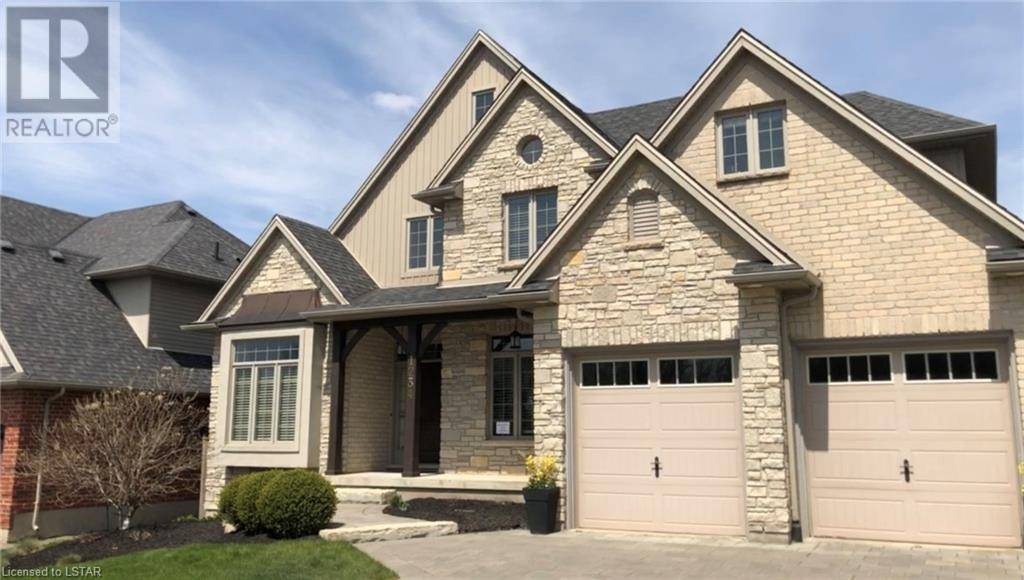 House for sale at 1234 Cranbrook Rd London Ontario - MLS: 244093