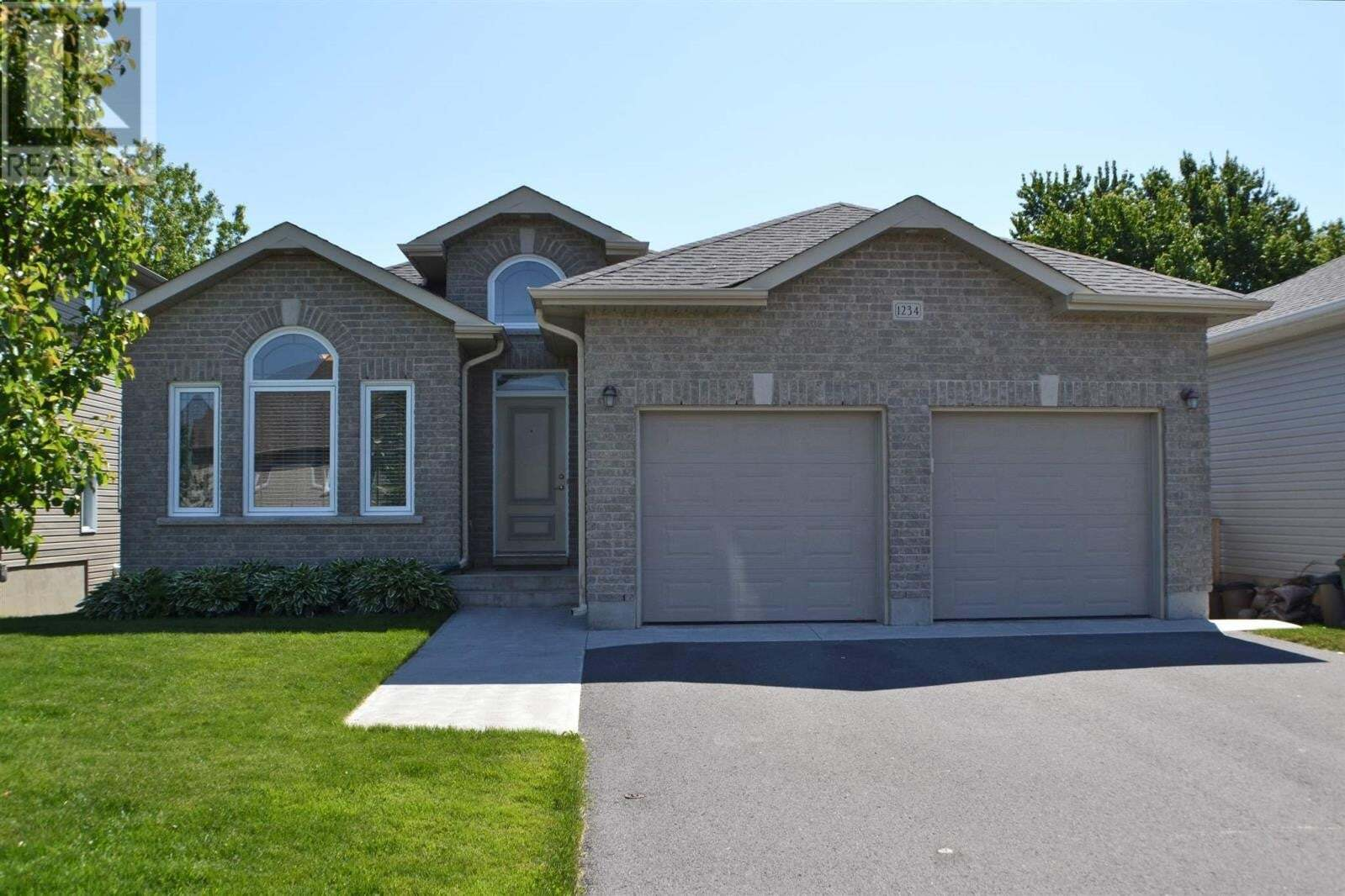 House for sale at 1234 Mazzolin Cres Kingston Ontario - MLS: K20003443