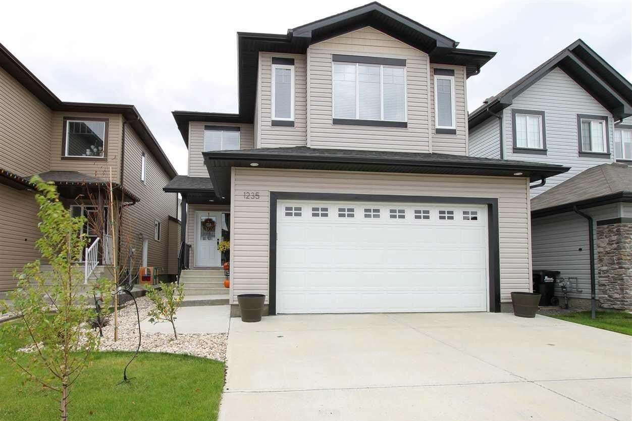 House for sale at 1235 Foxwood Cr Sherwood Park Alberta - MLS: E4191558