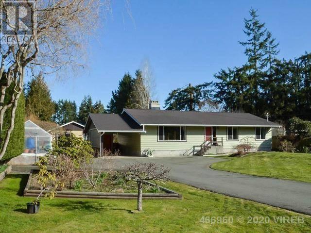 House for sale at 1235 Ganske Rd Qualicum Beach British Columbia - MLS: 466960