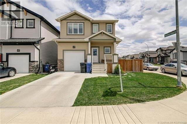 House for sale at 1235 Keystone Rte West Lethbridge Alberta - MLS: LD0189060
