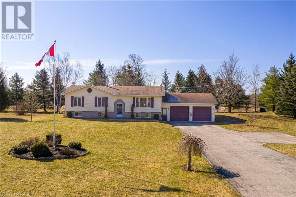 House for sale at 123544 Storybook Park Rd Meaford Ontario - MLS: 254097