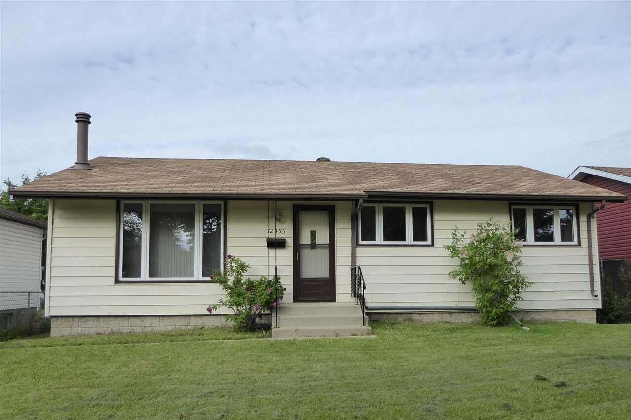 House for sale at 12355 135 St NW Edmonton Alberta - MLS: E4202729