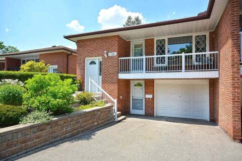 Townhouse for sale at 1236 Forestwood Dr Mississauga Ontario - MLS: W4826569