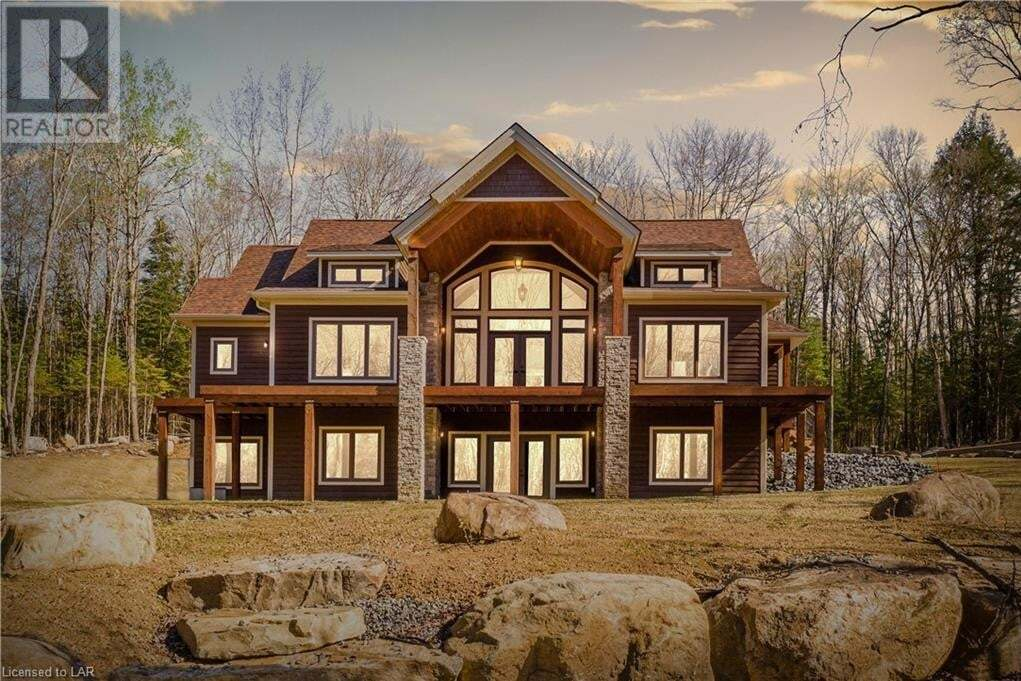 House for sale at 1236 Put-in-bay Rd Lake Of Bays Ontario - MLS: 261433