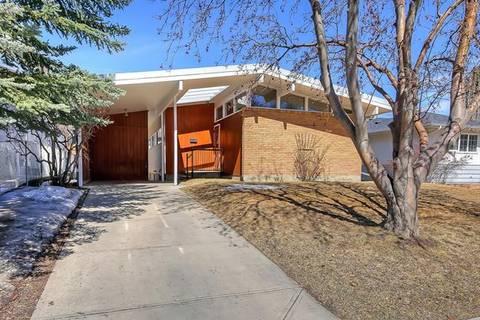 House for sale at 1236 Rosehill Dr Northwest Calgary Alberta - MLS: C4294159