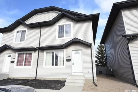 Townhouse for sale at 1236 Wessex Pl Regina Saskatchewan - MLS: SK766614