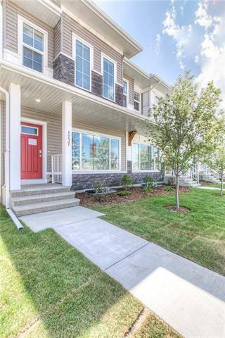 Townhouse for sale at 1237 Carrington Blvd Northwest Unit 1237 Calgary Alberta - MLS: C4280960