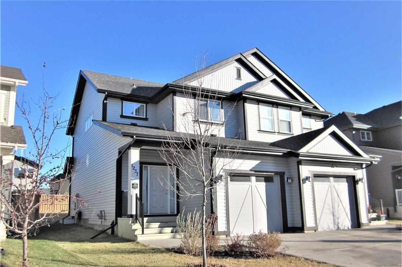Townhouse for sale at 1237 Mcconachie Bv NW Edmonton Alberta - MLS: E4220399