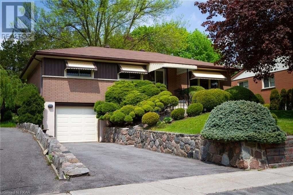 House for sale at 1238 Algonquin Blvd Peterborough Ontario - MLS: 259675