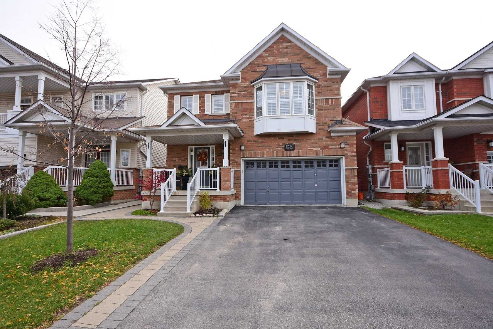 House for sale at 1238 Book Drive Milton Ontario - MLS: W4336248