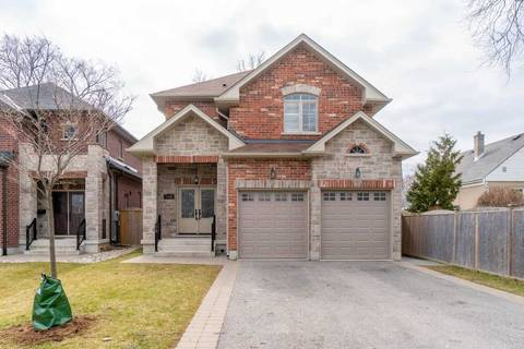 House for sale at 1238 Strathy Ave Mississauga Ontario - MLS: W4730996