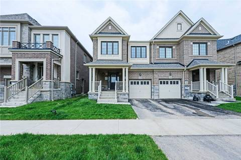 Townhouse for sale at 1239 Hamman Wy Milton Ontario - MLS: W4500502