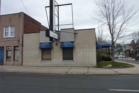 Commercial property for sale at 1239 Main St Hamilton Ontario - MLS: X4648757