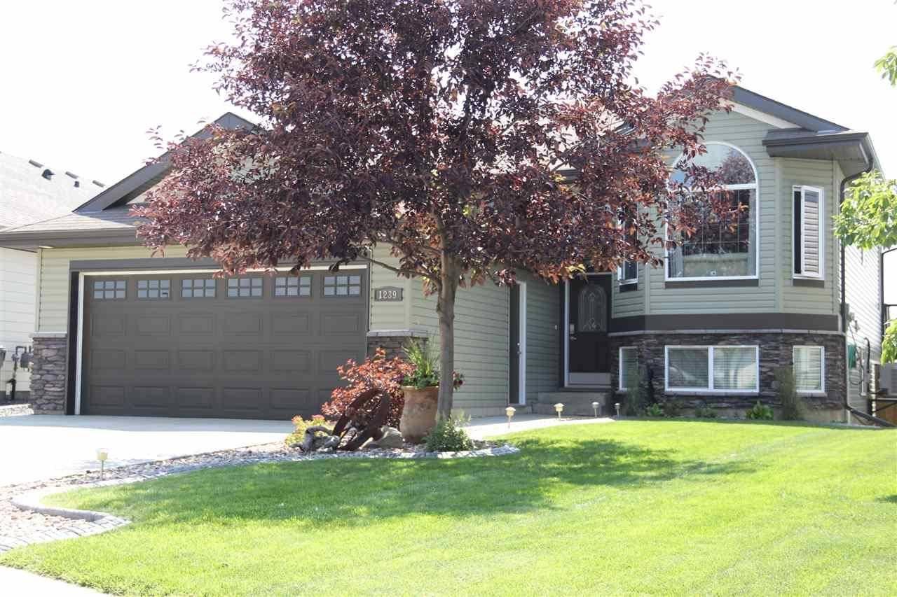 House for sale at 1239 Westerra Cres Stony Plain Alberta - MLS: E4194239