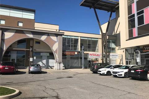 Commercial property for lease at 1065 Canadian Pl Apartment 124 Mississauga Ontario - MLS: W4604469