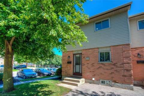 Townhouse for sale at 114 Pauline Cres Unit 124 London Ontario - MLS: 40017246