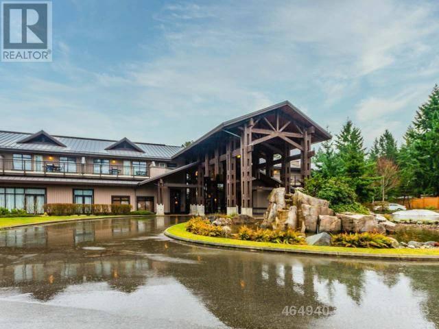Condo for sale at 1175 Resort Dr Unit 124 Parksville British Columbia - MLS: 464940