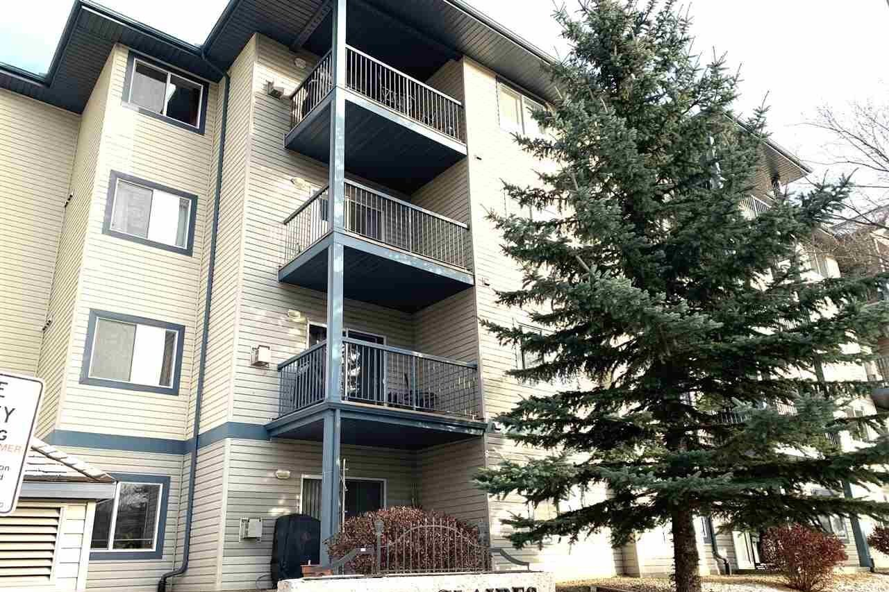 Condo for sale at 16303 95 St NW Unit 124 Edmonton Alberta - MLS: E4218623