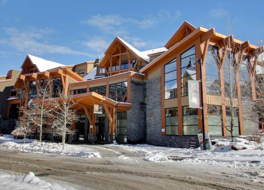Condo for sale at 173 Kananaskis Wy Unit 124 Canmore Alberta - MLS: E4190514