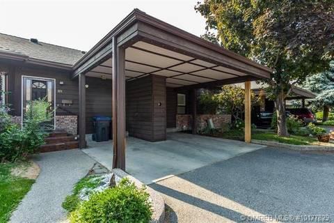 Townhouse for sale at 1995 Burtch Rd Unit 124 Kelowna British Columbia - MLS: 10177829