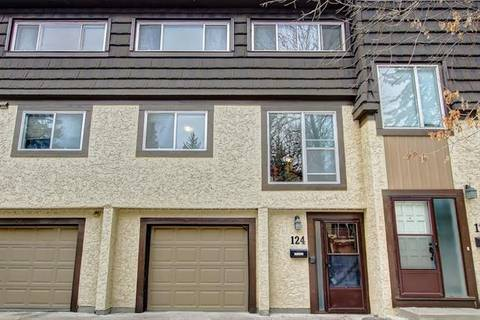 Townhouse for sale at 3130 66 Ave Southwest Unit 124 Calgary Alberta - MLS: C4282857