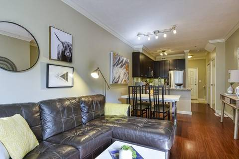 Condo for sale at 3440 Broadway  W Unit 124 Vancouver British Columbia - MLS: R2406679