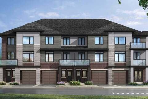 Townhouse for sale at 590 North Service Rd Unit 124 Hamilton Ontario - MLS: X4862007
