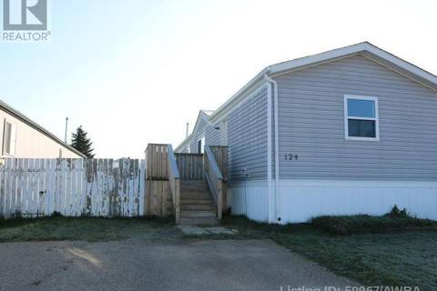 Home for sale at 812 6 Ave Sw Unit 124 Slave Lake Alberta - MLS: 50967