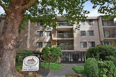 Condo for sale at 8411 Ackroyd Rd Unit 124 Richmond British Columbia - MLS: R2403516