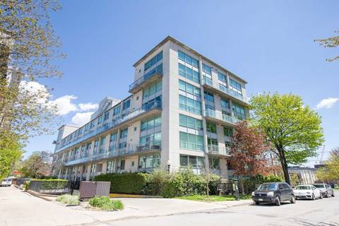 Condo for sale at 954 King St Unit 124 Toronto Ontario - MLS: C4629264