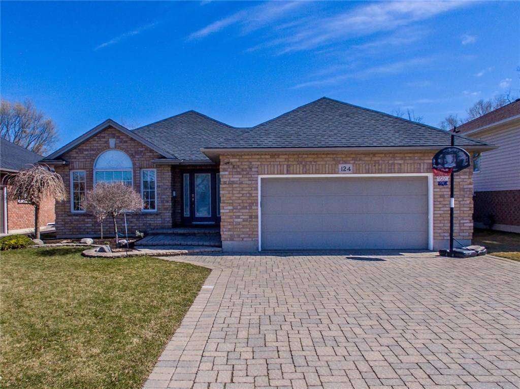 House for sale at 124 Abbey Rd Welland Ontario - MLS: 30799573