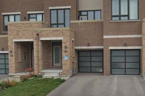 Townhouse for rent at 124 Anchusa Dr Richmond Hill Ontario - MLS: N4930089