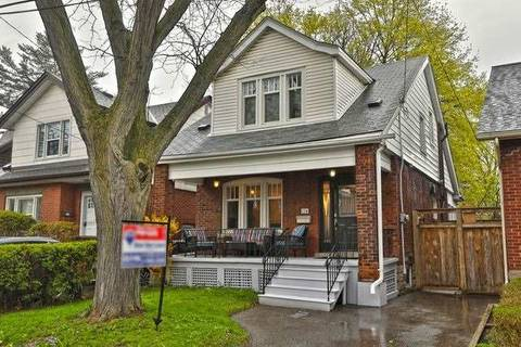 House for sale at 124 Barclay St Hamilton Ontario - MLS: X4441118