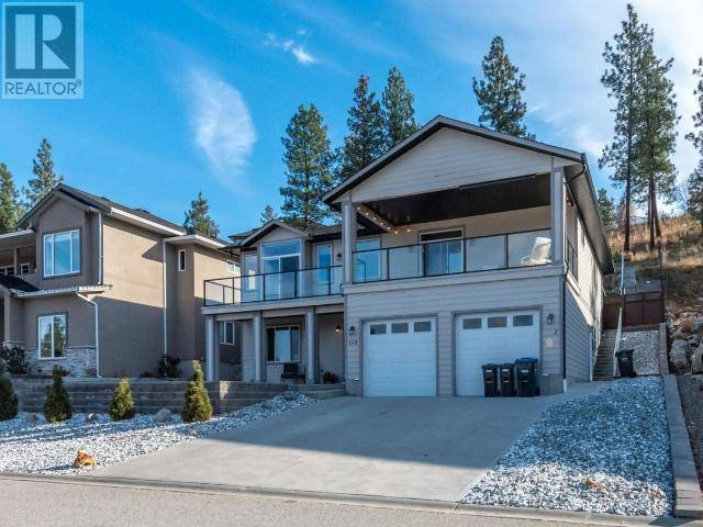 House for sale at 124 Barton Ct Penticton British Columbia - MLS: 181380