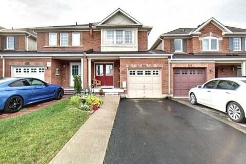 Townhouse for sale at 124 Big Moe Cres Brampton Ontario - MLS: W4881375