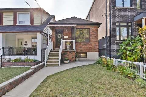 House for sale at 124 Caledonia Rd Toronto Ontario - MLS: W4929404