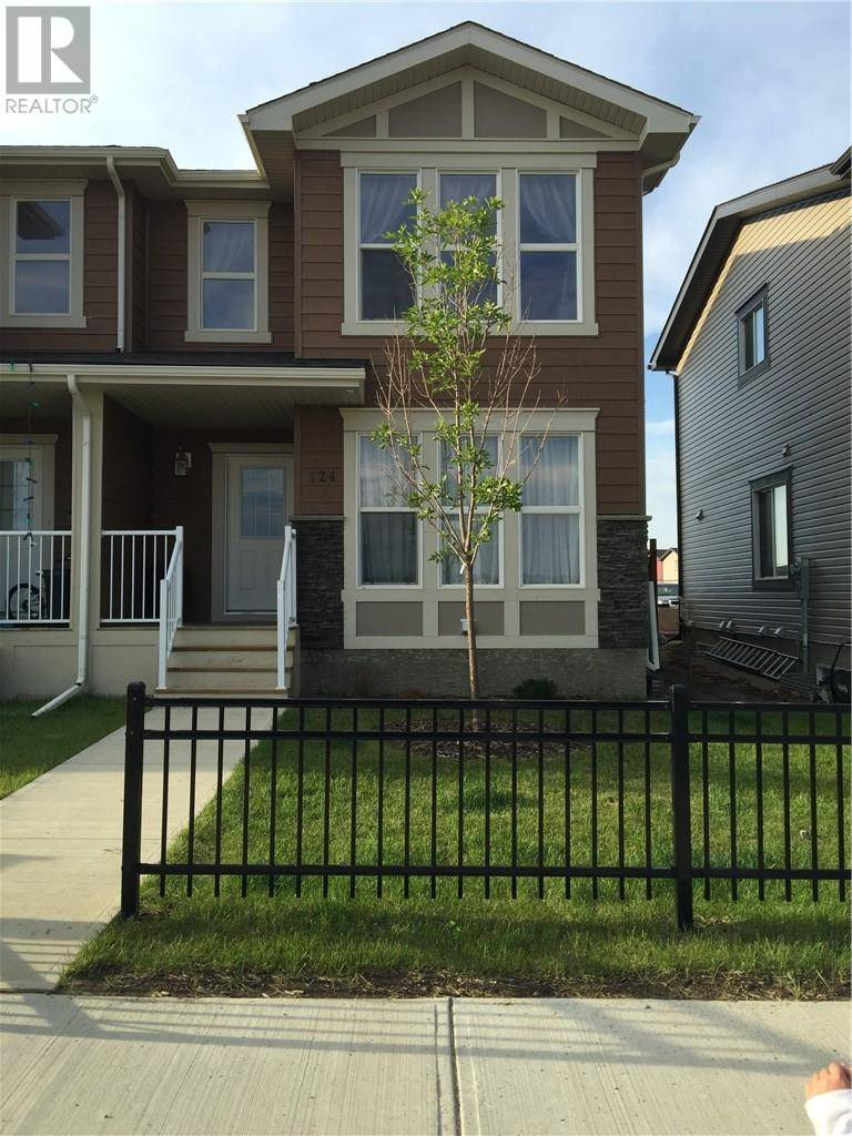 Townhouse for sale at 124 Coventry Dr Fort Mcmurray Alberta - MLS: fm0180728