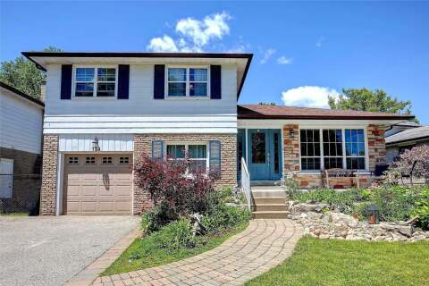 House for sale at 124 Darlingside Dr Toronto Ontario - MLS: E4930450
