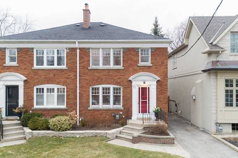 Townhouse for sale at 124 Donlea Dr Toronto Ontario - MLS: C4733851