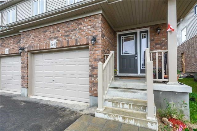 For Sale: 124 Drone Crescent, Guelph, ON | 3 Bed, 3 Bath Townhouse for $514,000. See 18 photos!