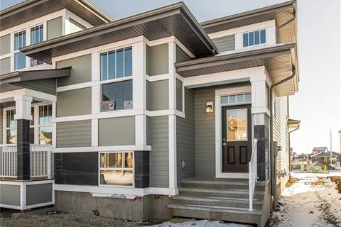 Townhouse for sale at 124 Evanston Hill(s) Northwest Calgary Alberta - MLS: C4289490