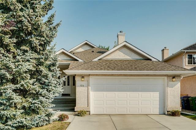 Sold: 124 Evergreen Close Southwest, Calgary, AB