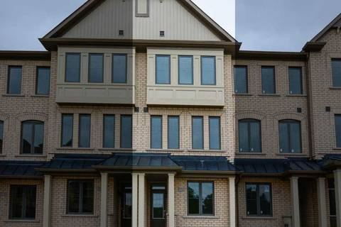Townhouse for rent at 124 Frederick Wilson Ave Markham Ontario - MLS: N4488758