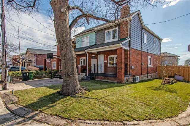 For Sale: 124 Gilbert Avenue, Toronto, ON | 3 Bed, 3 Bath Townhouse for $849,800. See 20 photos!