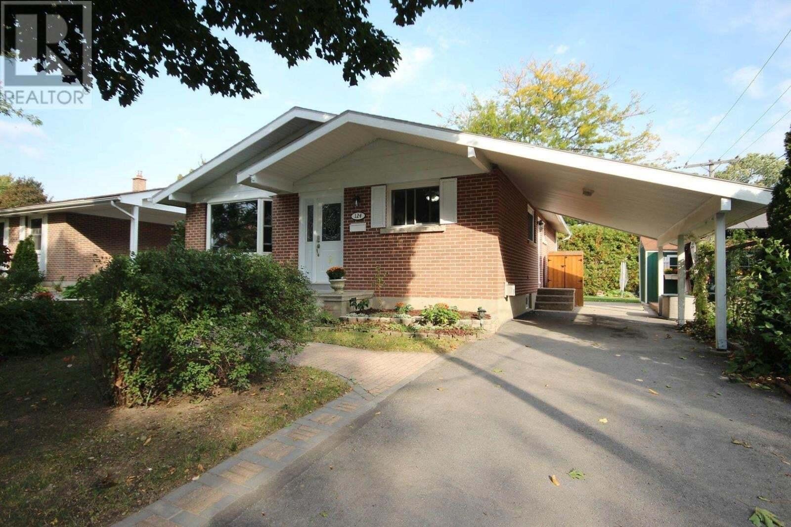 House for sale at 124 Glencastle Rd Kingston Ontario - MLS: K20006093