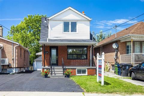 House for sale at 124 Hatherley Rd Toronto Ontario - MLS: W4523421