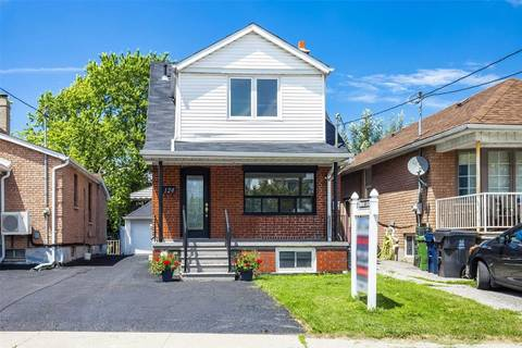 House for sale at 124 Hatherley Rd Toronto Ontario - MLS: W4539808