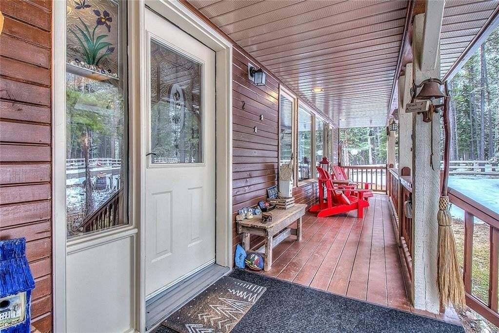 House for sale at 124 Hawk Eye Rd West Bragg Creek, Bragg Creek Alberta - MLS: C4295314