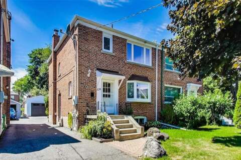 Townhouse for sale at 124 Heale Ave Toronto Ontario - MLS: E4857019